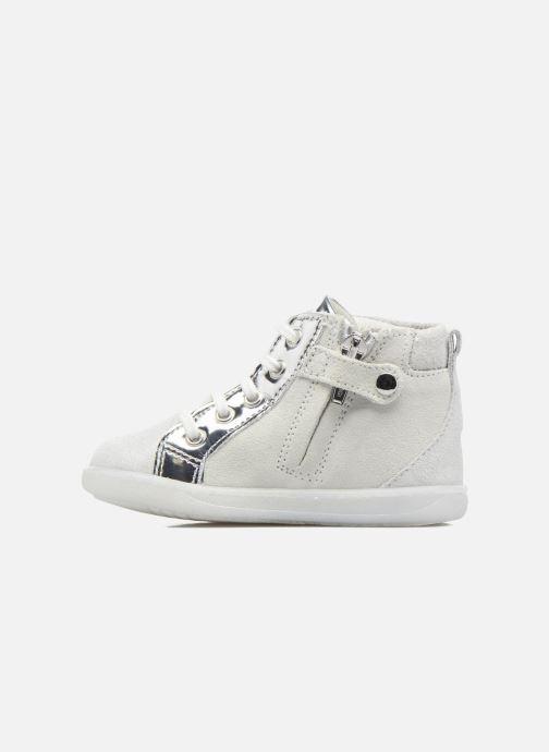 Zapatos con cordones Primigi Camelia Blanco vista de frente