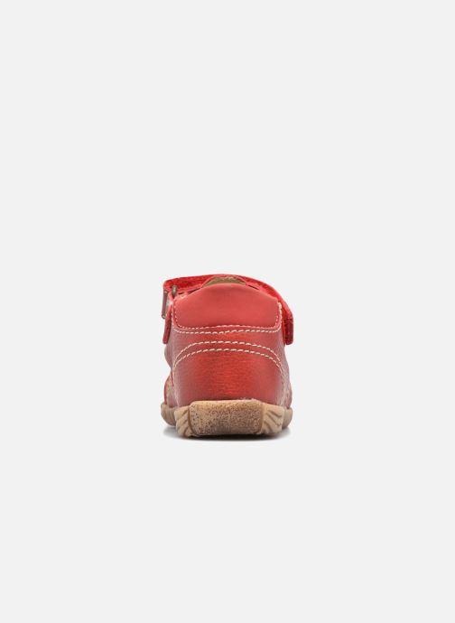 Sandales et nu-pieds Primigi Gabrio Rouge vue droite