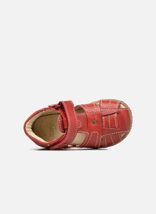 Sandales et nu-pieds Primigi Gabrio Rouge vue gauche