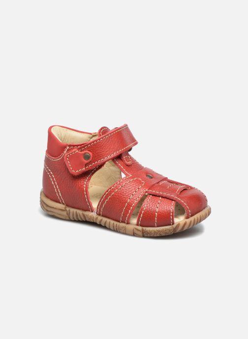 Sandales et nu-pieds Primigi Gabrio Rouge vue détail/paire