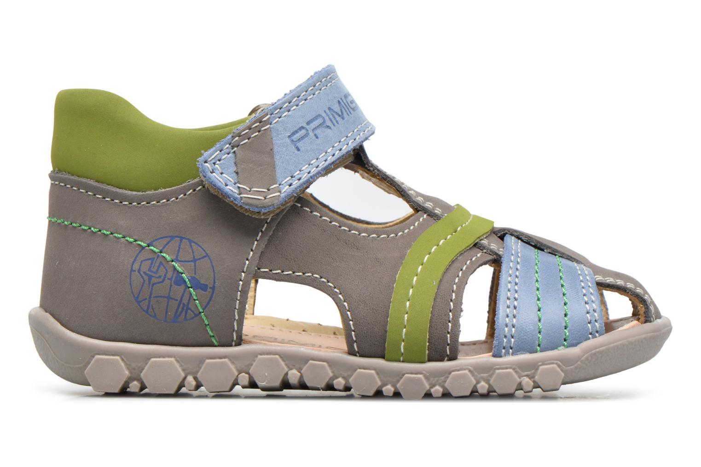 Sandali e scarpe aperte Primigi Folco Grigio immagine posteriore