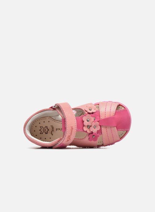 Sandales et nu-pieds Primigi Belinda Rose vue gauche