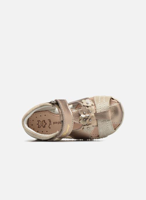 Sandali e scarpe aperte Primigi Belinda Oro e bronzo immagine sinistra