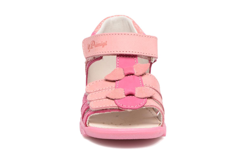 Sandali e scarpe aperte Primigi Bruna Rosa modello indossato