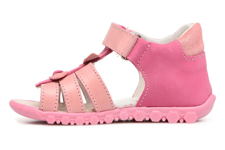 Sandali e scarpe aperte Primigi Bruna Rosa immagine frontale