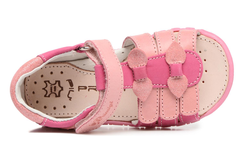Sandali e scarpe aperte Primigi Bruna Rosa immagine sinistra