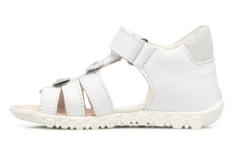 Sandali e scarpe aperte Primigi Bruna Bianco immagine frontale