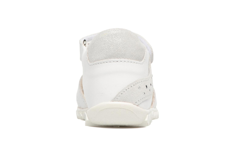 Sandali e scarpe aperte Primigi Bruna Bianco immagine destra