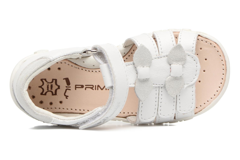 Sandali e scarpe aperte Primigi Bruna Bianco immagine sinistra