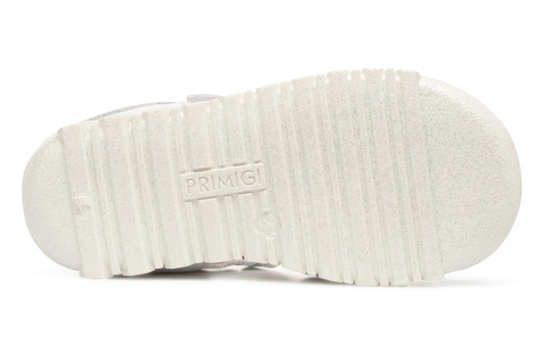 Sandali e scarpe aperte Primigi Bruna Bianco immagine dall'alto