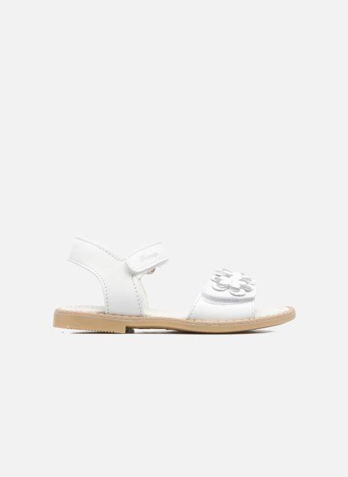 Sandals Primigi Fiorela White back view