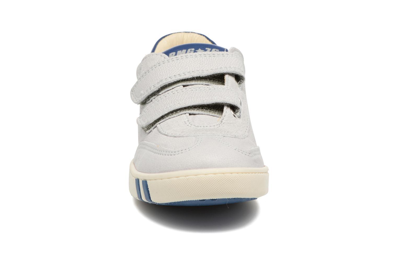 Baskets Primigi Rocco Gris vue portées chaussures