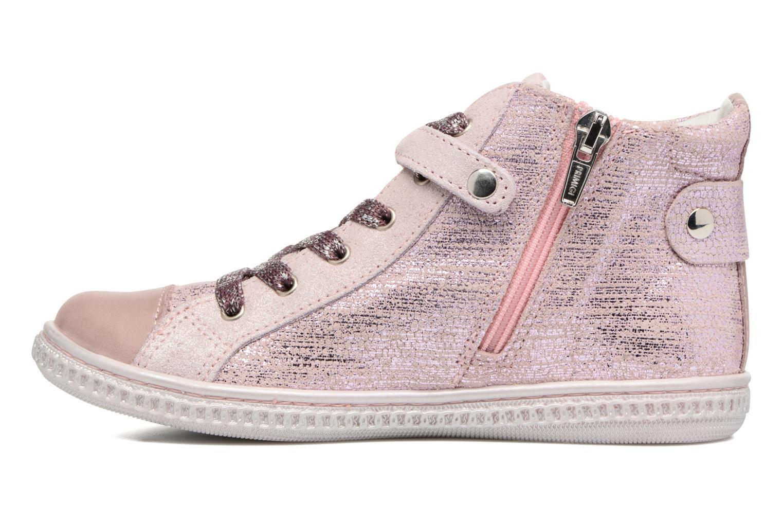 Sneakers Primigi Carolina Rosa immagine frontale