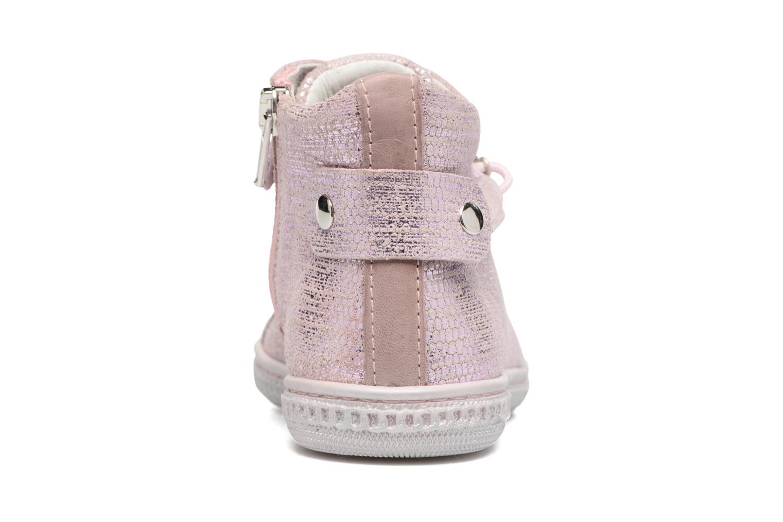 Sneakers Primigi Carolina Rosa immagine destra