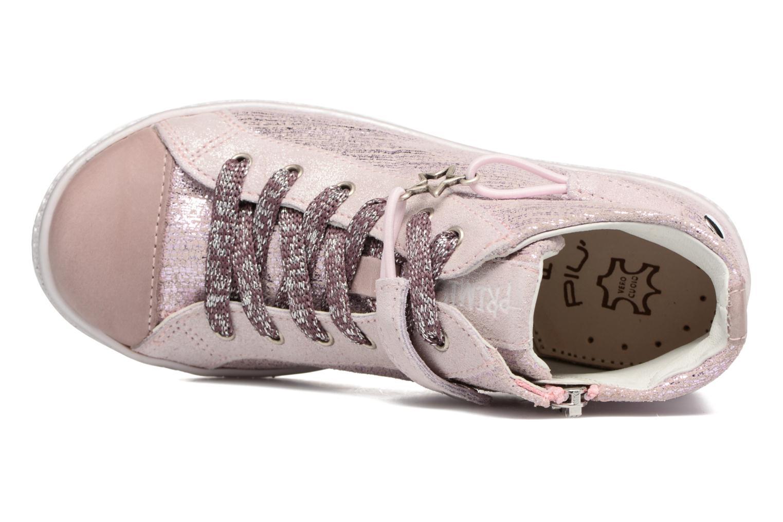 Sneakers Primigi Carolina Rosa immagine sinistra