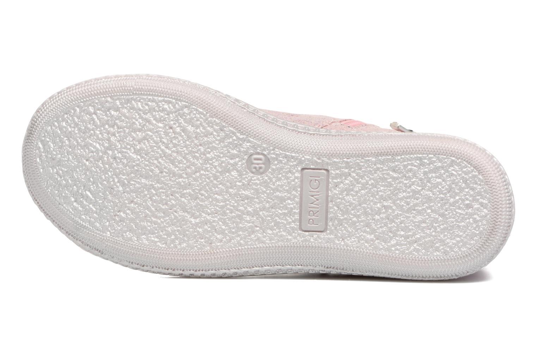Sneakers Primigi Carolina Rosa immagine dall'alto