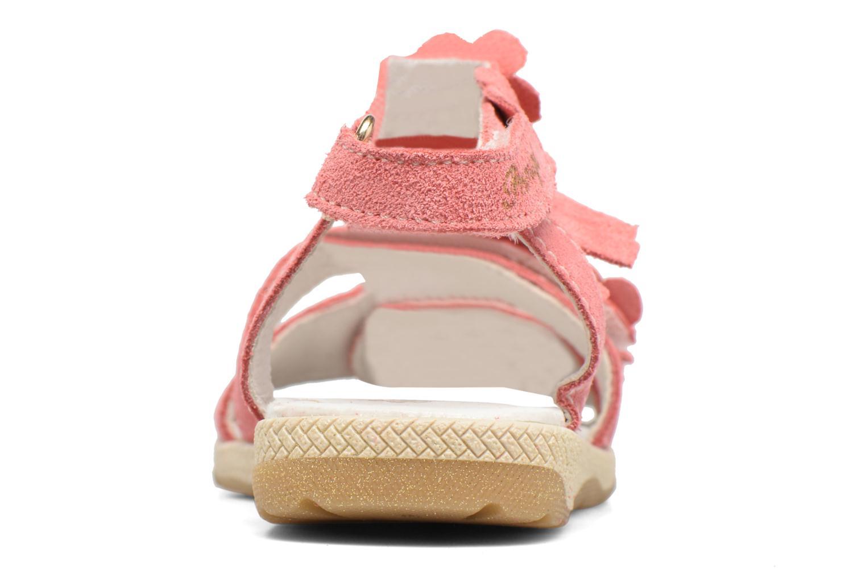 Sandali e scarpe aperte Primigi Olivia Rosa immagine destra