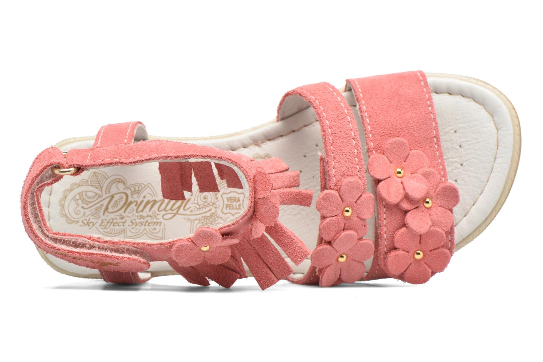 Sandali e scarpe aperte Primigi Olivia Rosa immagine sinistra