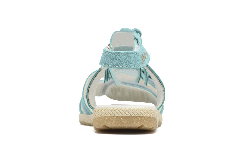 Sandali e scarpe aperte Primigi Olivia Verde immagine destra