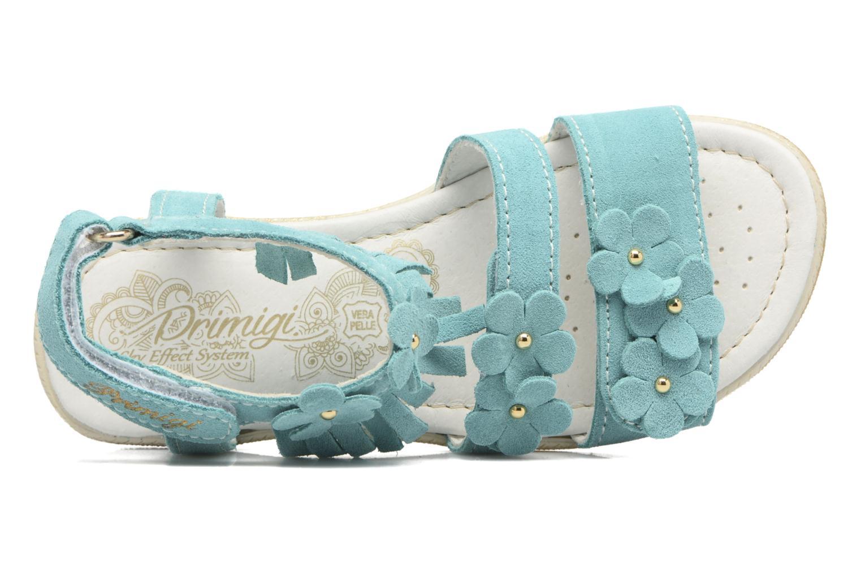 Sandali e scarpe aperte Primigi Olivia Verde immagine sinistra