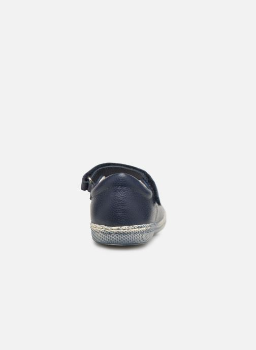 Ballet pumps Primigi Classica Blue view from the right