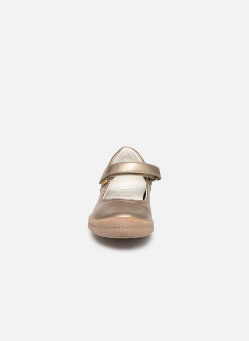 Ballerines Primigi Classica Argent vue portées chaussures