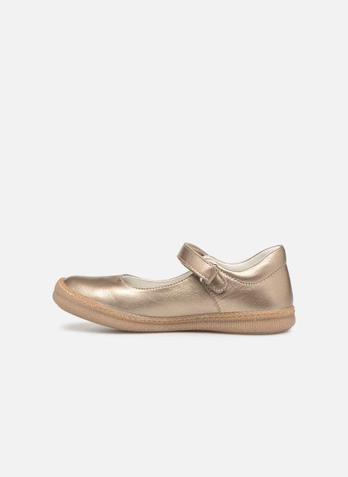 Ballet pumps Primigi Classica Silver front view