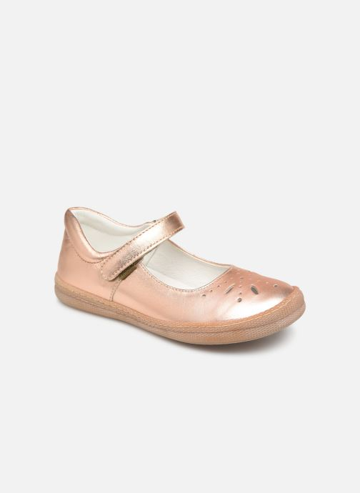 Ballerines Primigi Classica Rose vue détail/paire