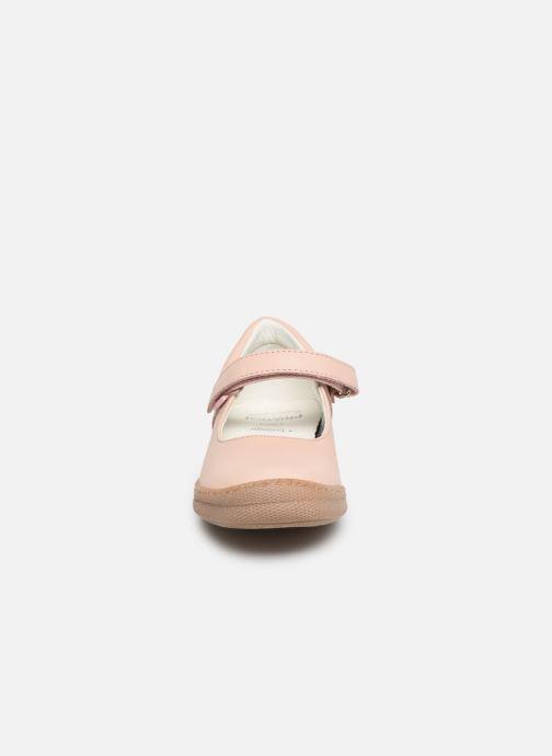 Ballerines Primigi Classica Rose vue portées chaussures