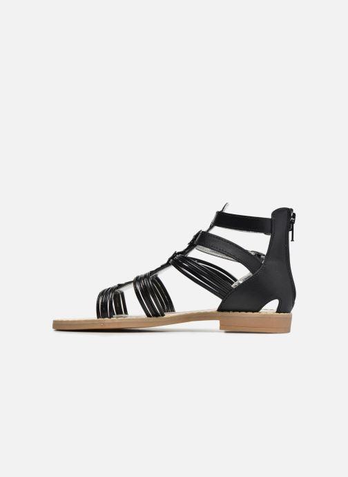 Sandales et nu-pieds Primigi Elena Noir vue face