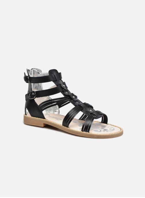 Sandales et nu-pieds Primigi Elena Noir vue détail/paire