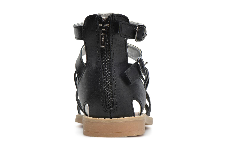 Sandali e scarpe aperte Primigi Elena Nero immagine destra