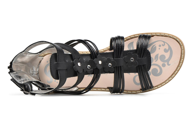 Sandali e scarpe aperte Primigi Elena Nero immagine sinistra