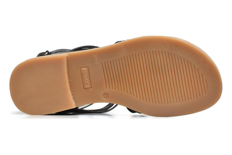 Sandali e scarpe aperte Primigi Elena Nero immagine dall'alto