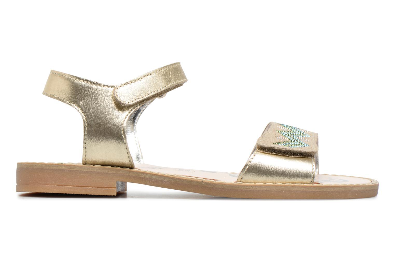 Sandali e scarpe aperte Primigi Olga Oro e bronzo immagine posteriore