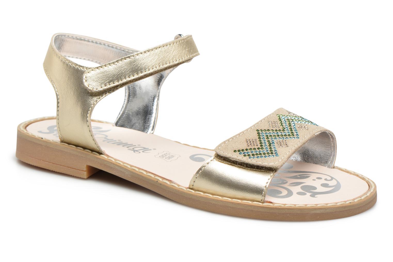Sandali e scarpe aperte Primigi Olga Oro e bronzo vedi dettaglio/paio