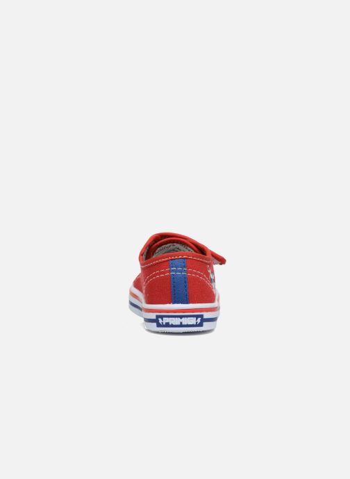 Sneakers Primigi Sergio Rosso immagine destra
