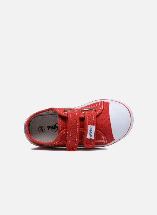 Sneakers Primigi Sergio Rosso immagine sinistra