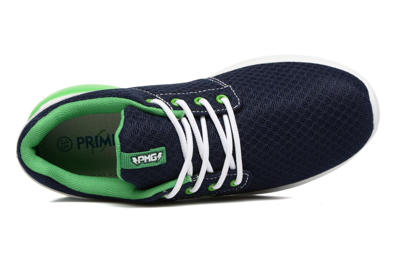 Sneakers Primigi Polo Azzurro immagine sinistra
