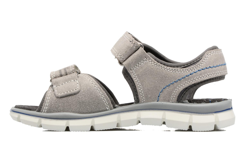 Sneakers Primigi Polo Grigio immagine frontale