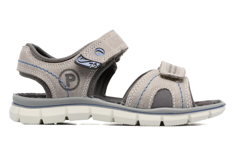 Sneakers Primigi Polo Grigio immagine posteriore