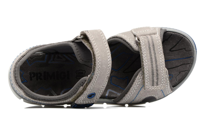 Sneakers Primigi Polo Grigio immagine sinistra