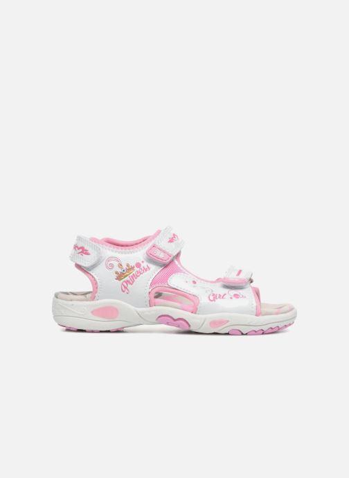 Sandales et nu-pieds Primigi Oli Rose vue derrière