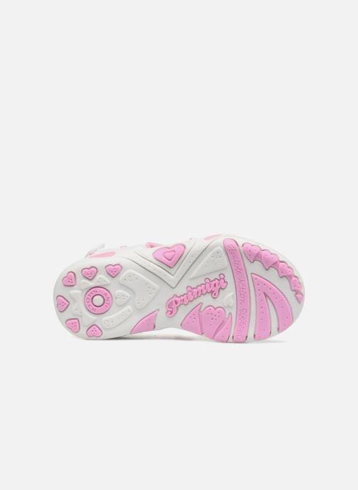 Sandales et nu-pieds Primigi Oli Rose vue haut