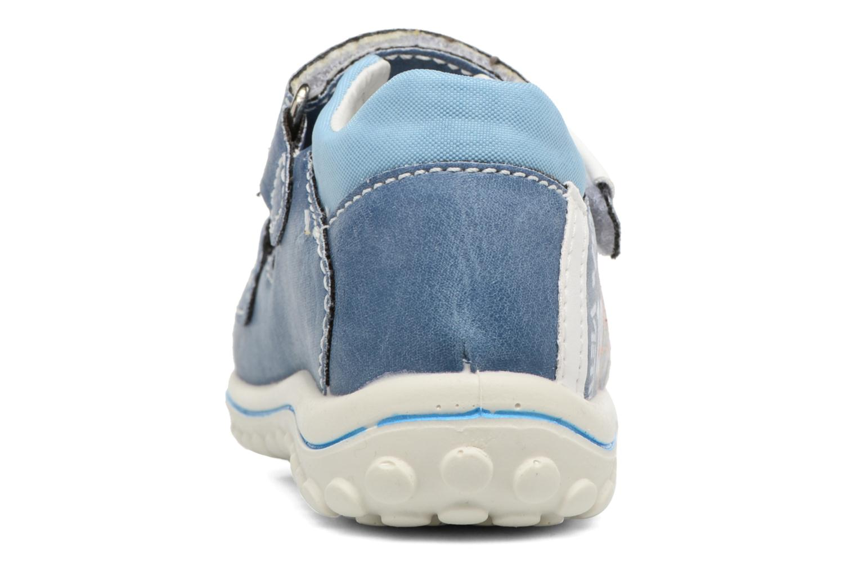 Sandales et nu-pieds Primigi Livio Bleu vue droite