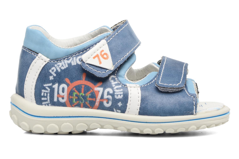 Sandales et nu-pieds Primigi Livio Bleu vue derrière