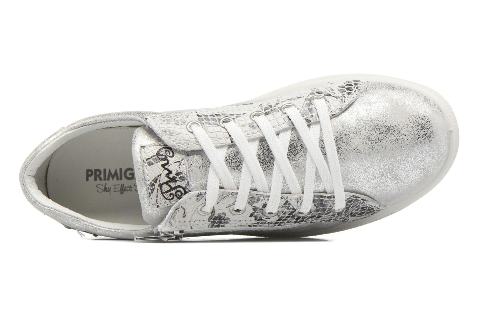 Sneakers Primigi Lorenza Zilver links