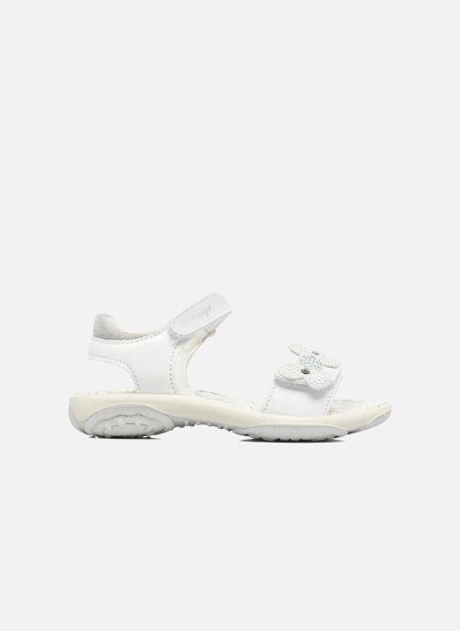 Sandales et nu-pieds Primigi Anita Blanc vue derrière