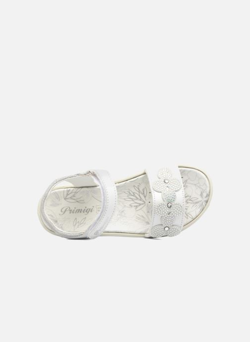 Sandales et nu-pieds Primigi Anita Blanc vue gauche