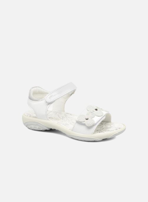 Sandales et nu-pieds Primigi Anita Blanc vue détail/paire